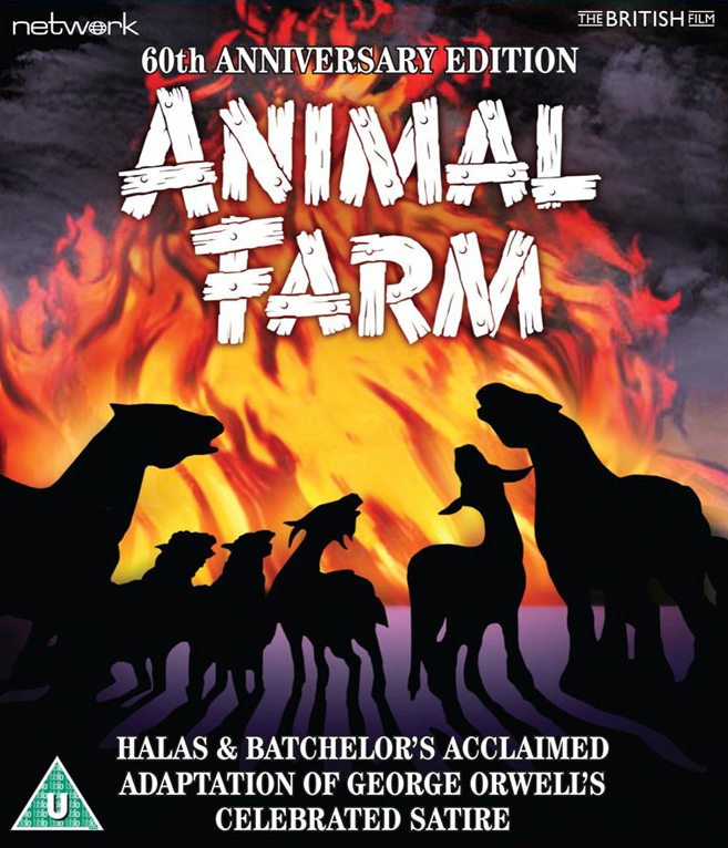 Poster for Animal Farm