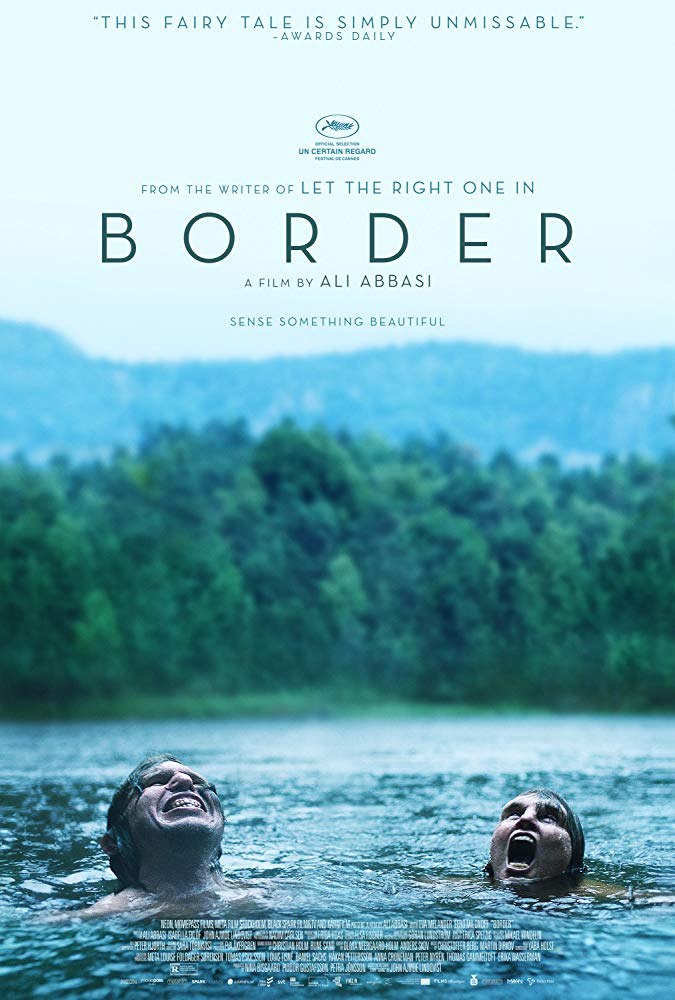 Poster for Border