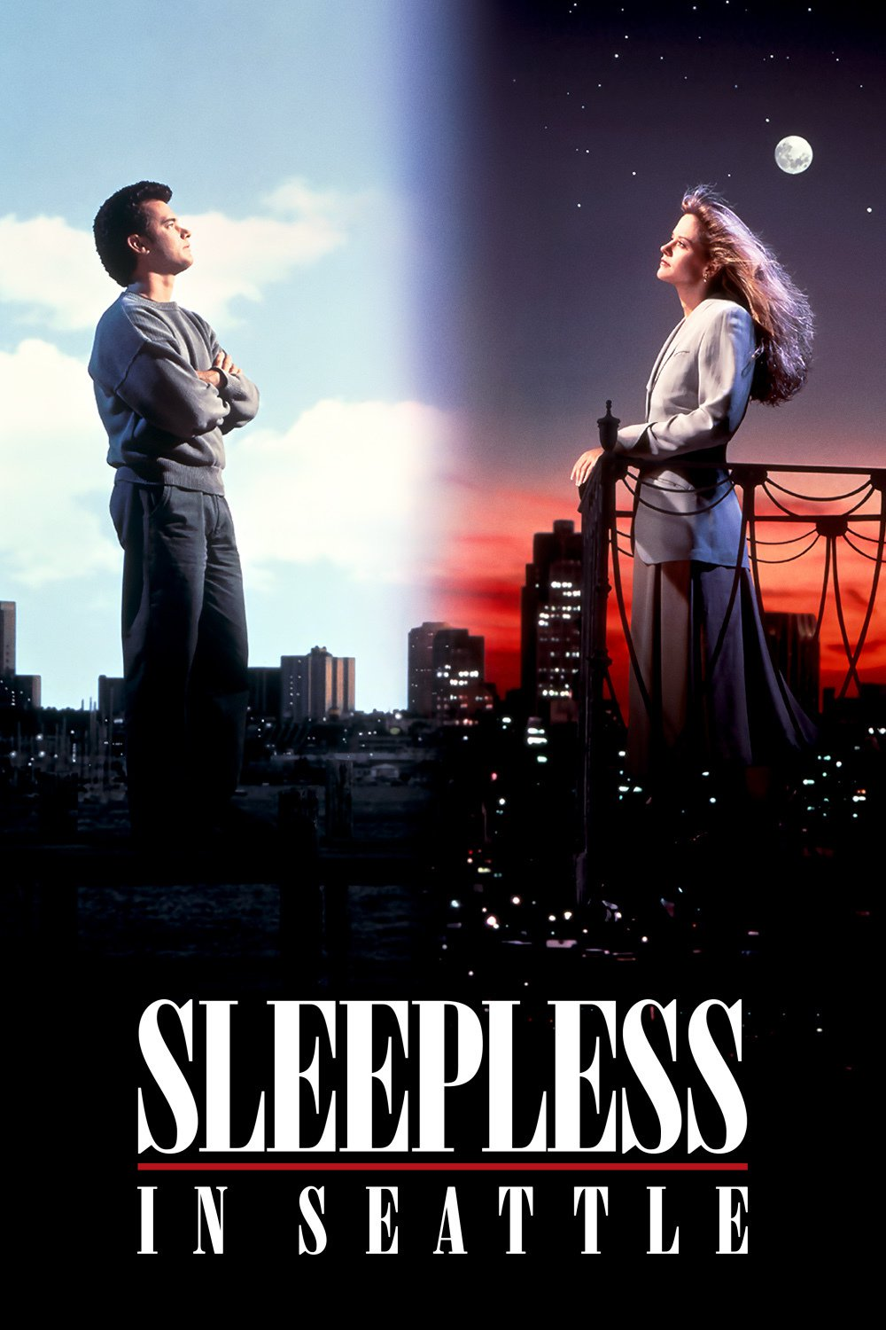 Poster for Sleepless in Seattle