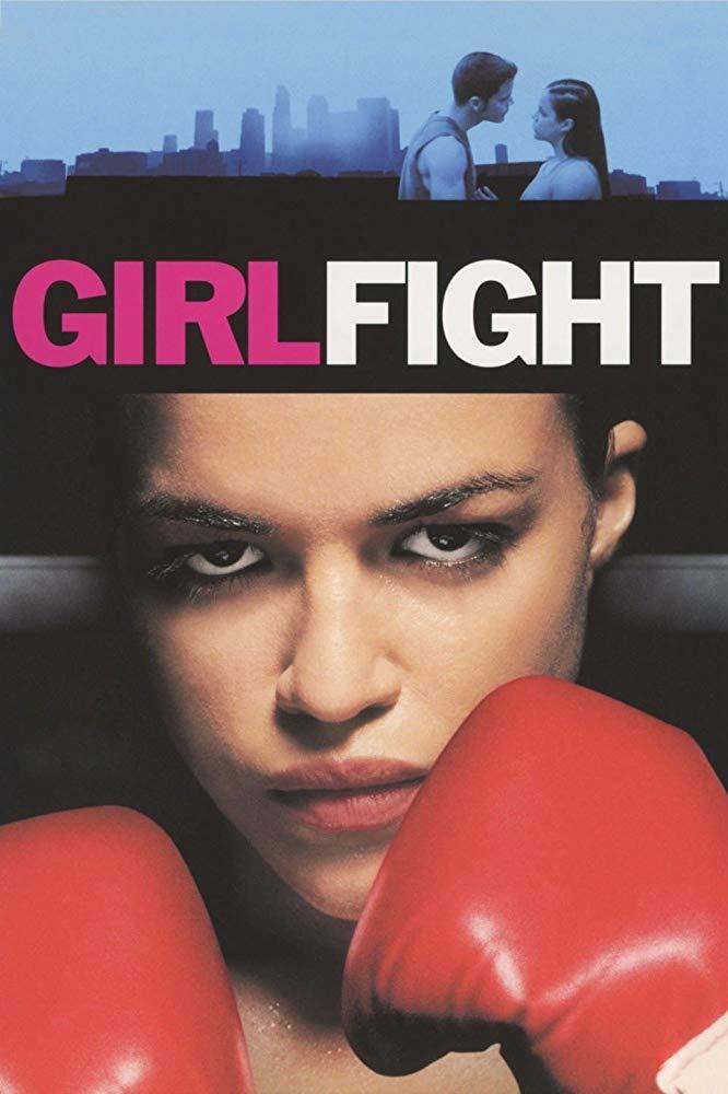 Poster for Girlfight