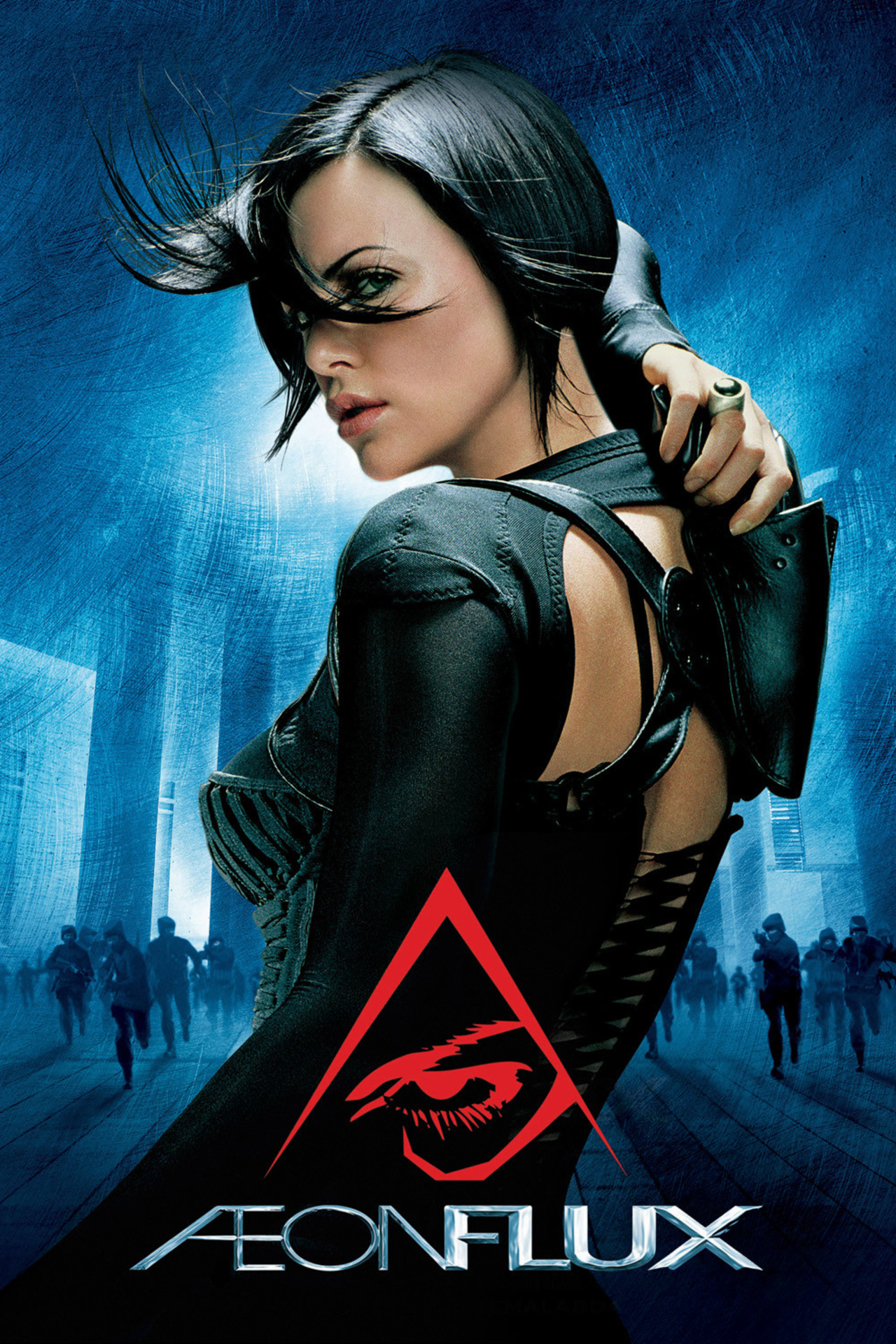 Poster for Aeon Flux
