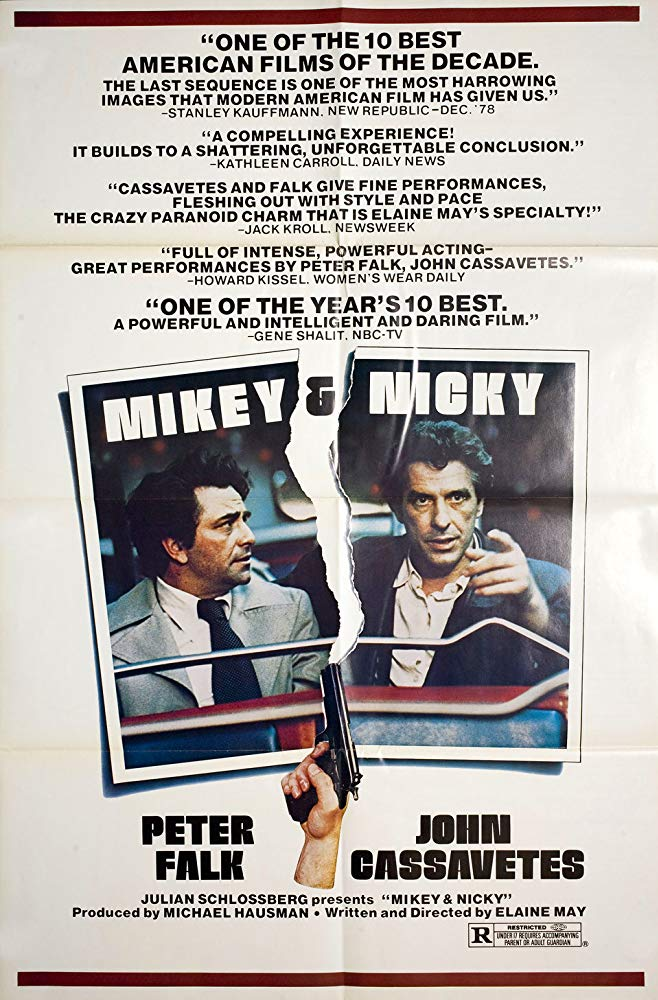 Poster for Mikey and Nicky