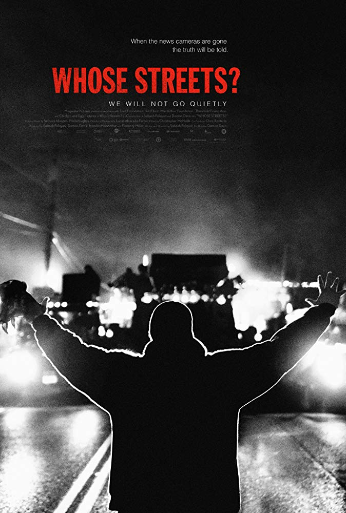 Poster for Whose Streets?