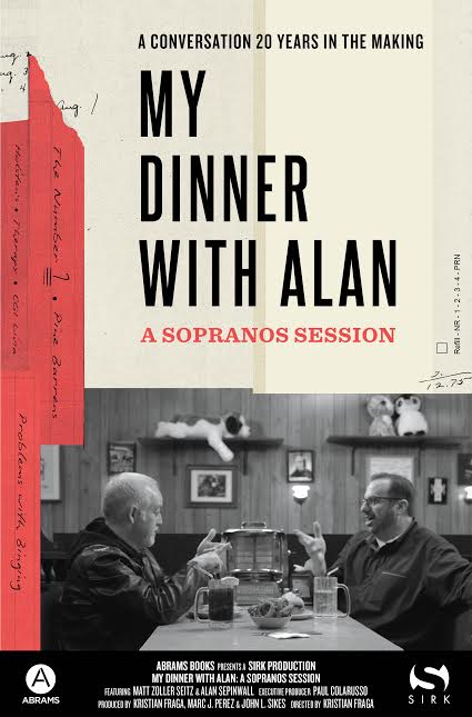 Poster for My Dinner with Alan