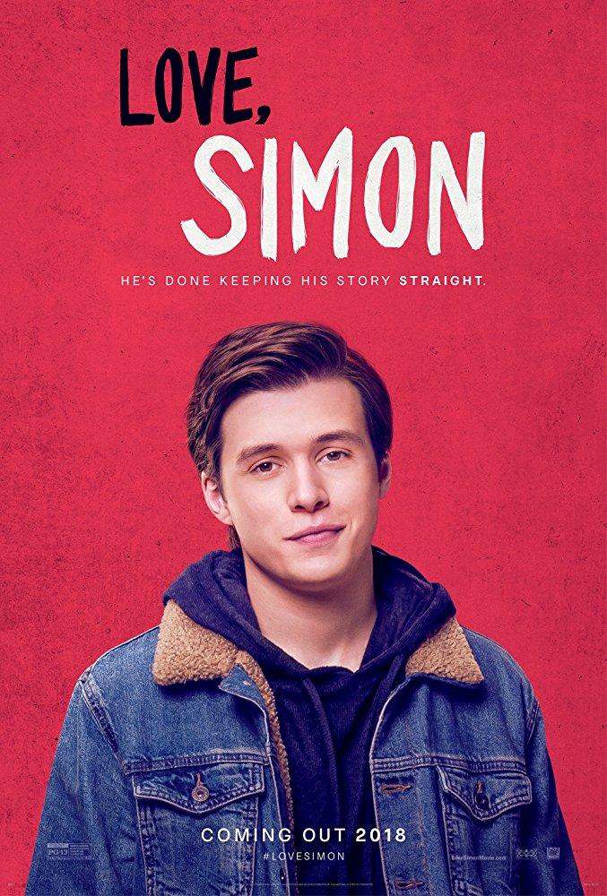 Poster for Love, Simon