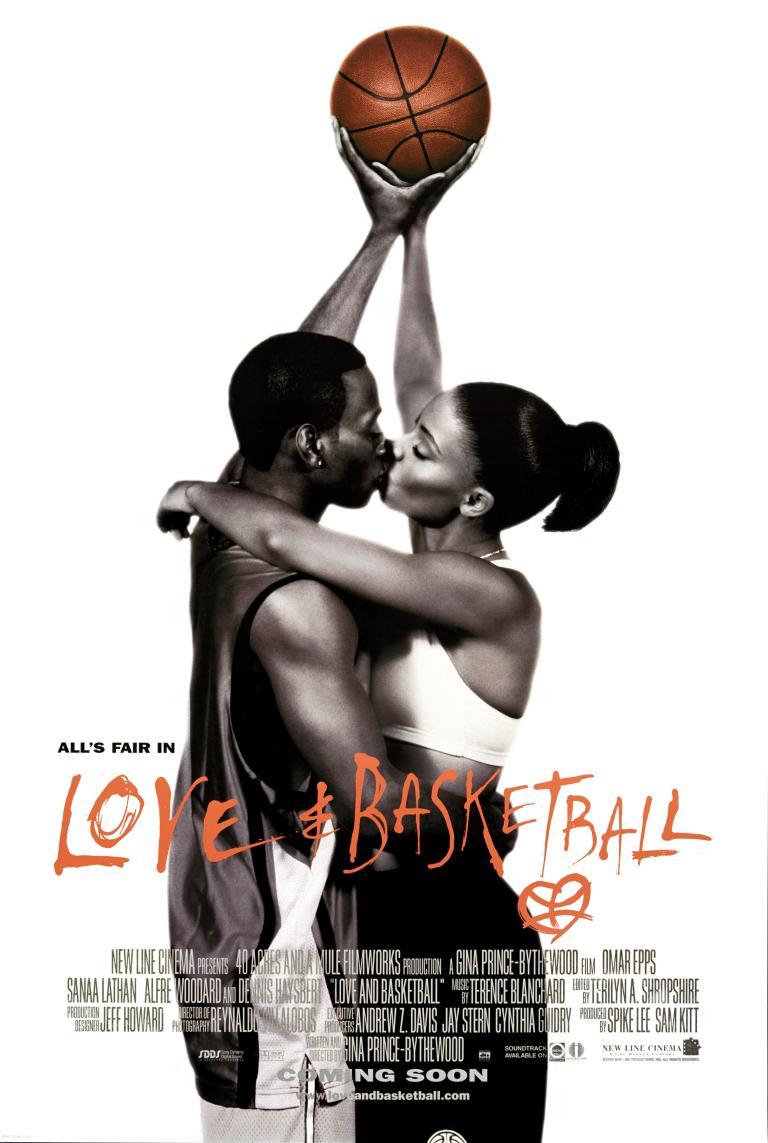 Poster for Love & Basketball