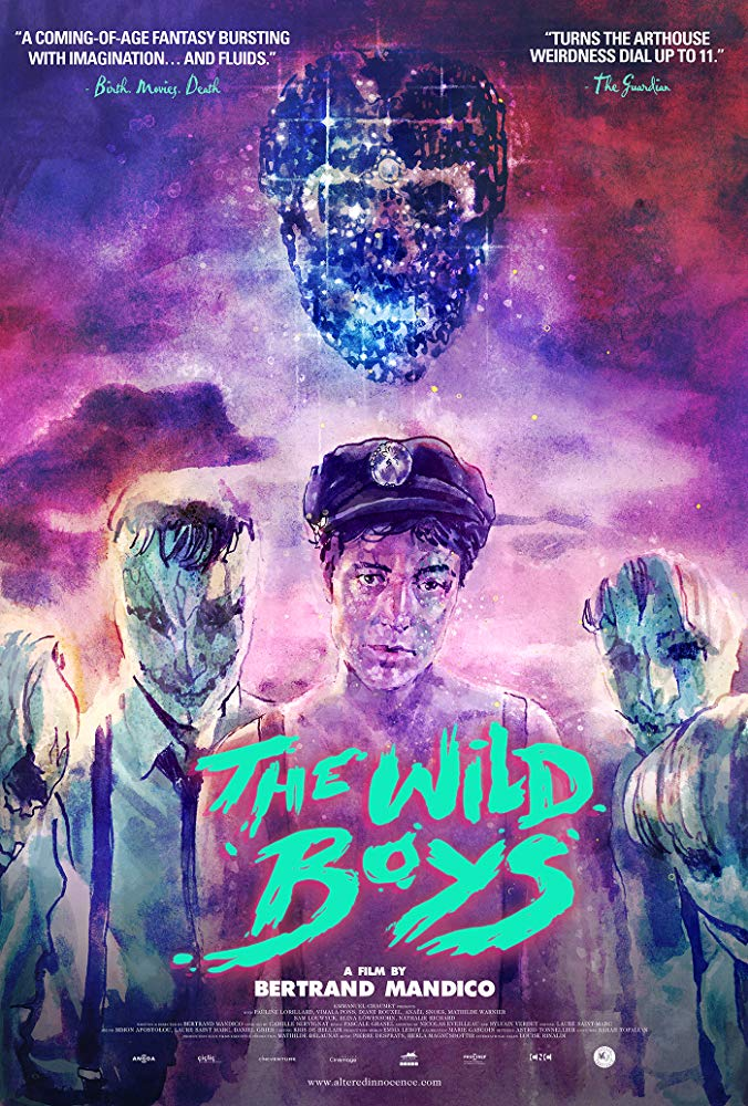 Poster for The Wild Boys