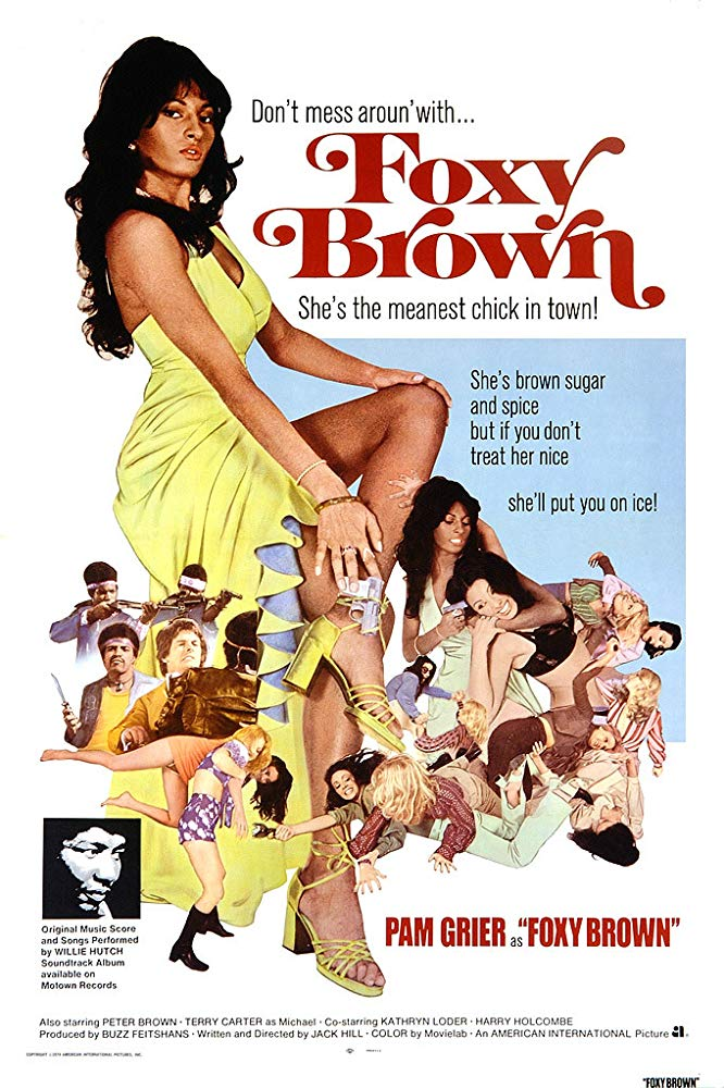 Poster for Foxy Brown