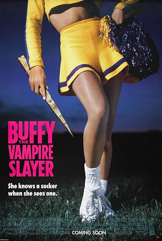 Poster for Buffy the Vampire Slayer