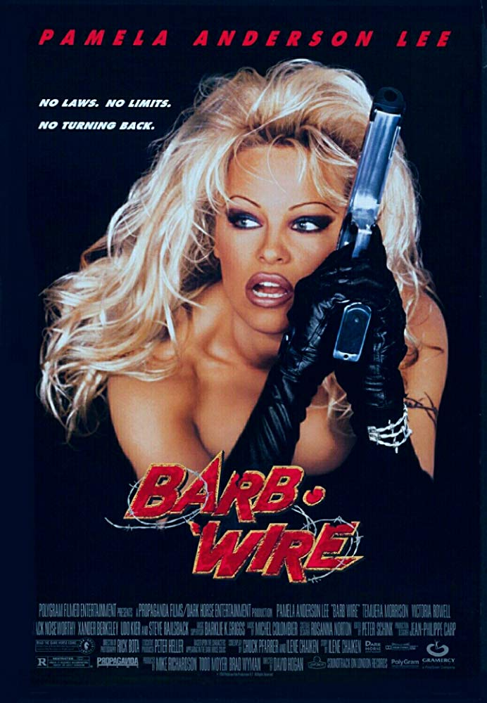 Poster for Barb Wire