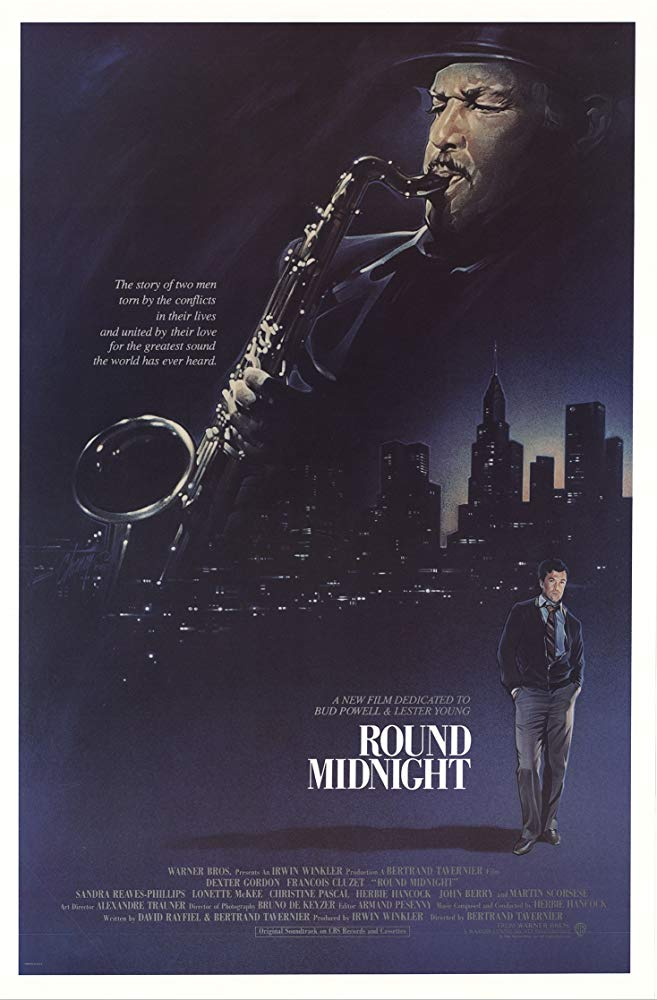 Poster for 'Round Midnight