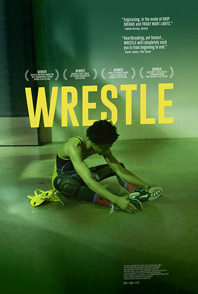 Poster for Wrestle