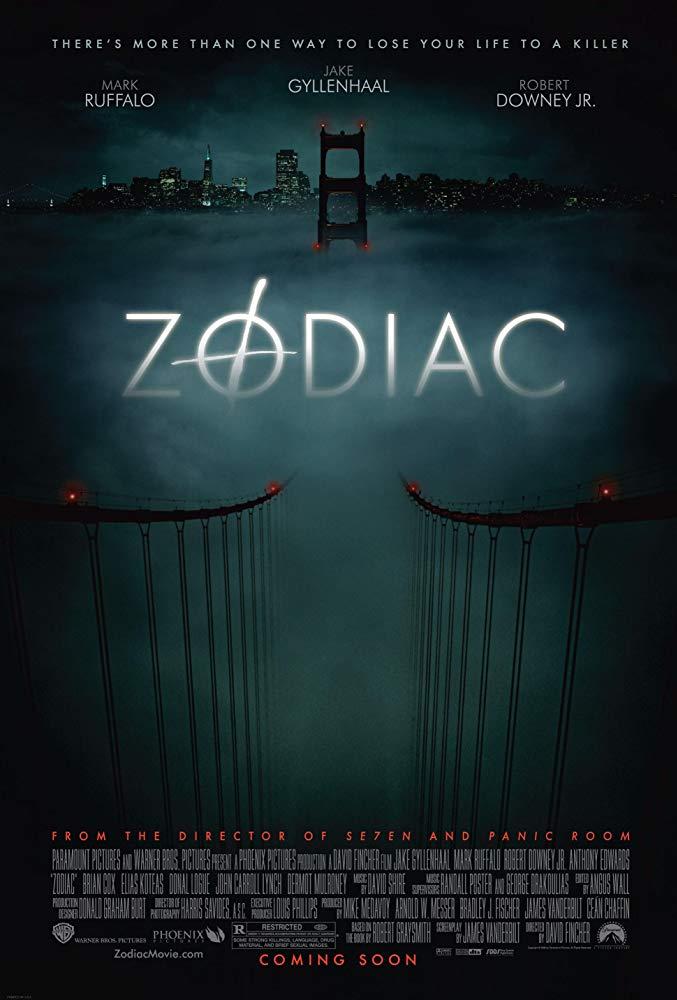 Poster for Zodiac