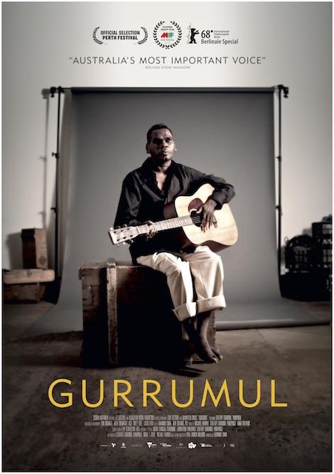 Poster for Gurrumul
