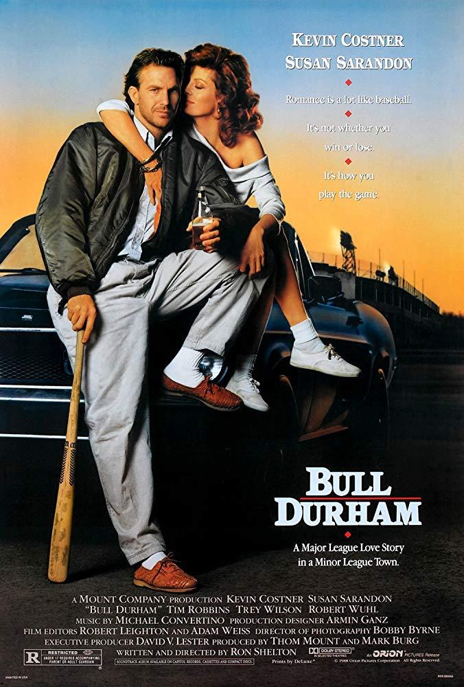 Poster for Bull Durham