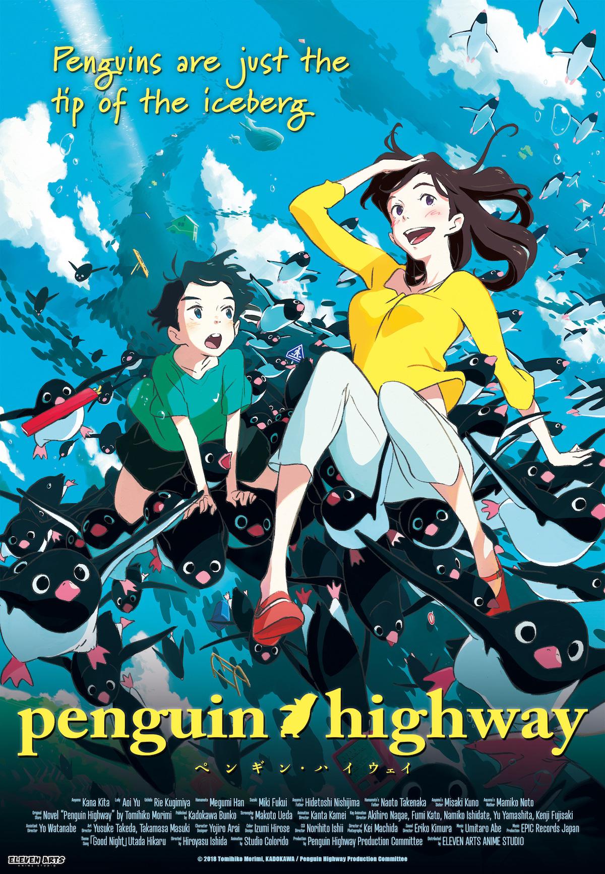 Poster for Penguin Highway
