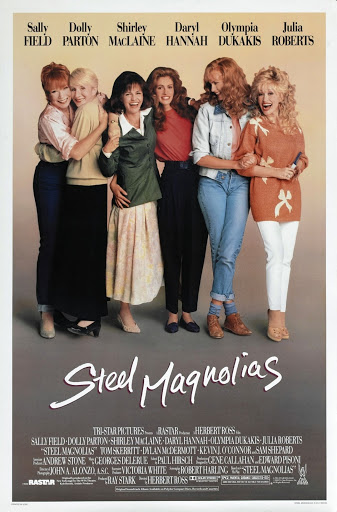 Poster for Steel Magnolias