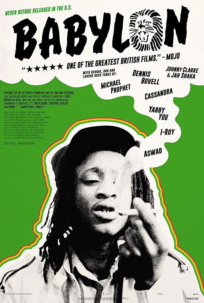 Poster for Babylon