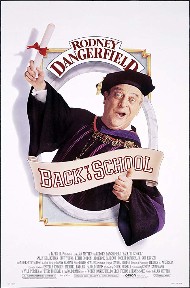 Poster for Back to School