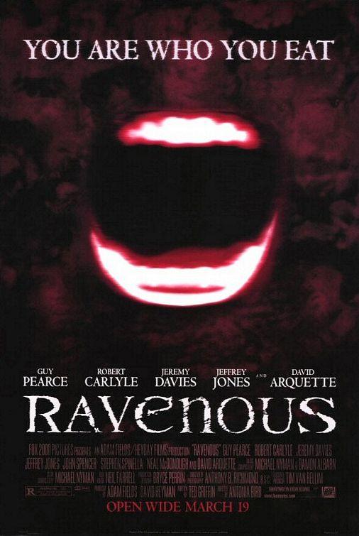 Poster for Ravenous