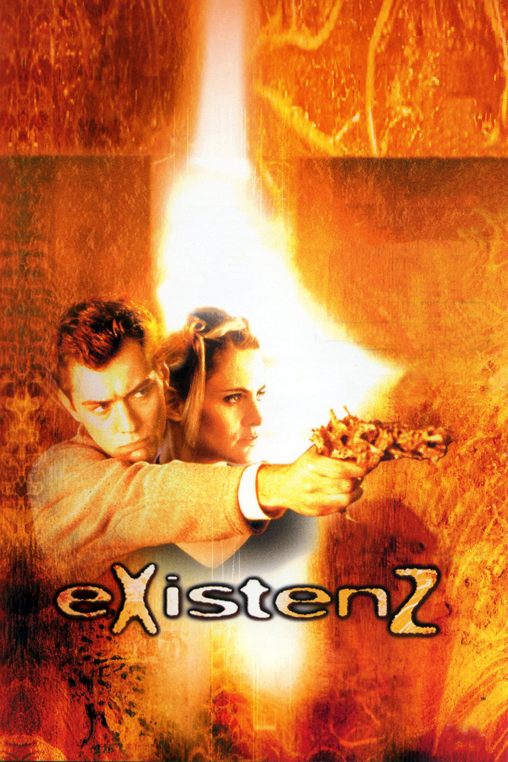 Poster for eXistenZ