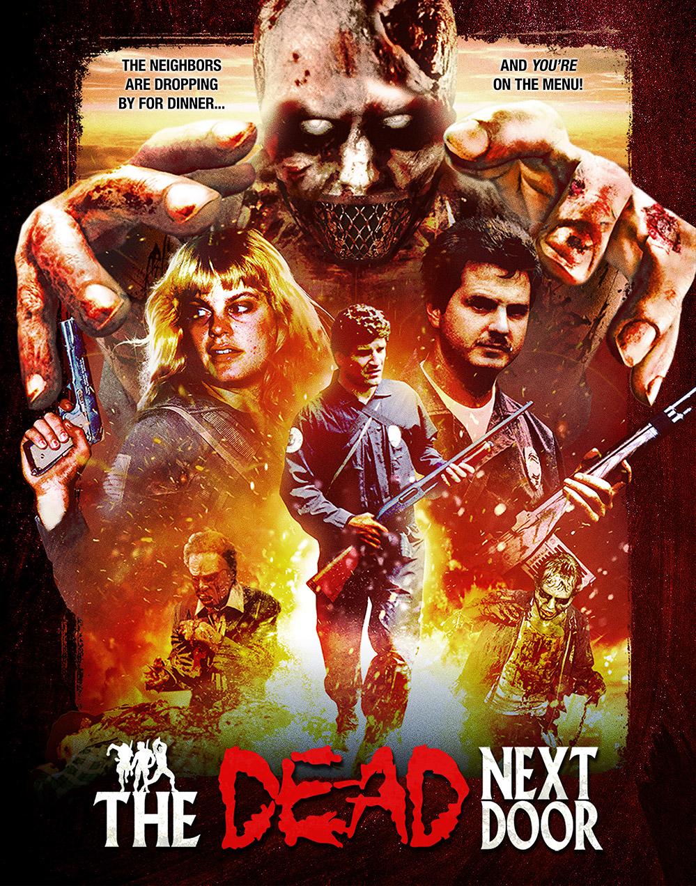 Poster for The Dead Next Door