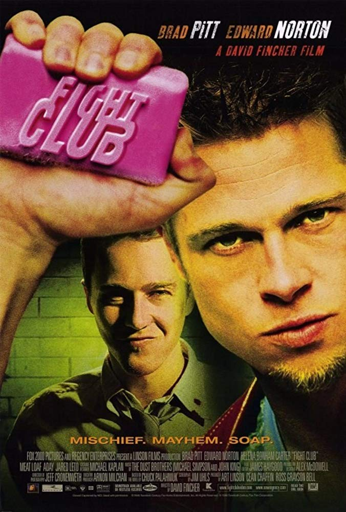 Poster for Fight Club