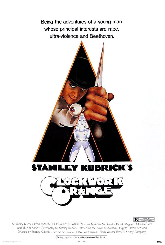 Poster for A Clockwork Orange