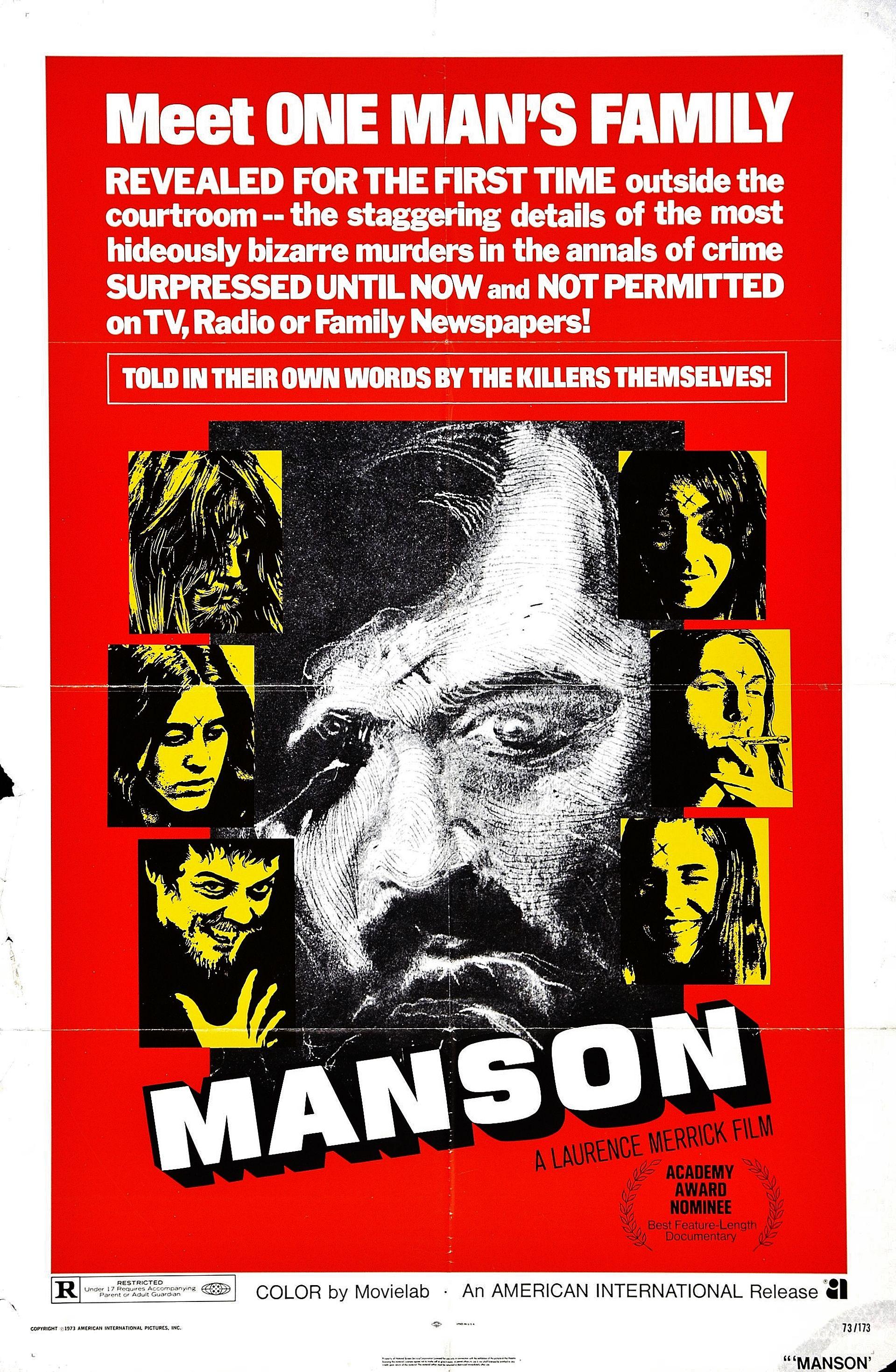 Poster for Manson