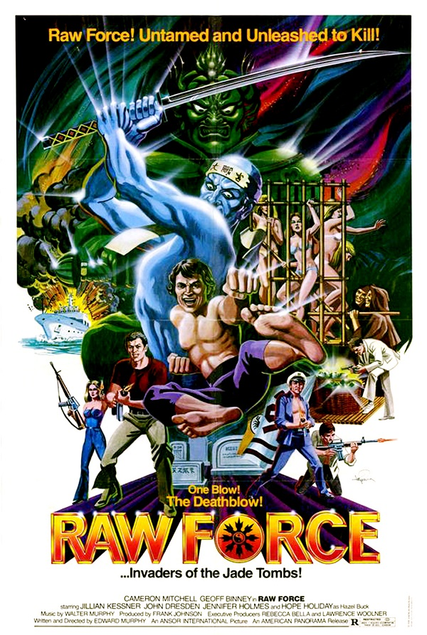 Poster for Raw Force