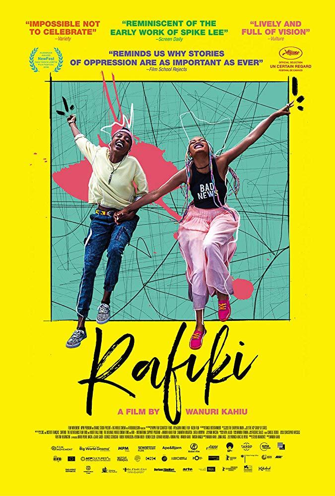 Poster for Rafiki