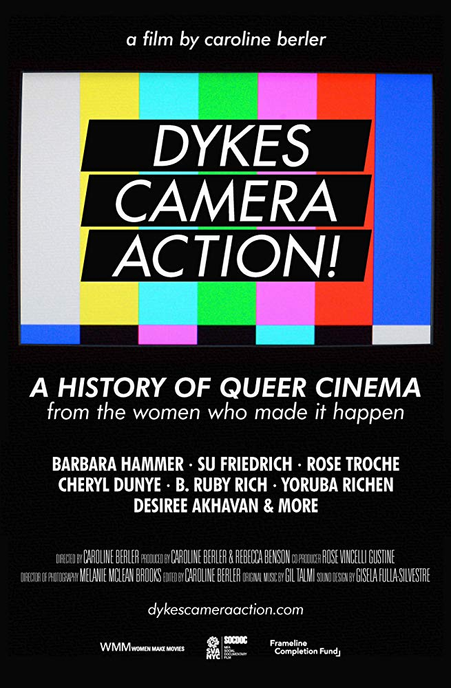 Poster for Dykes, Camera, Action!