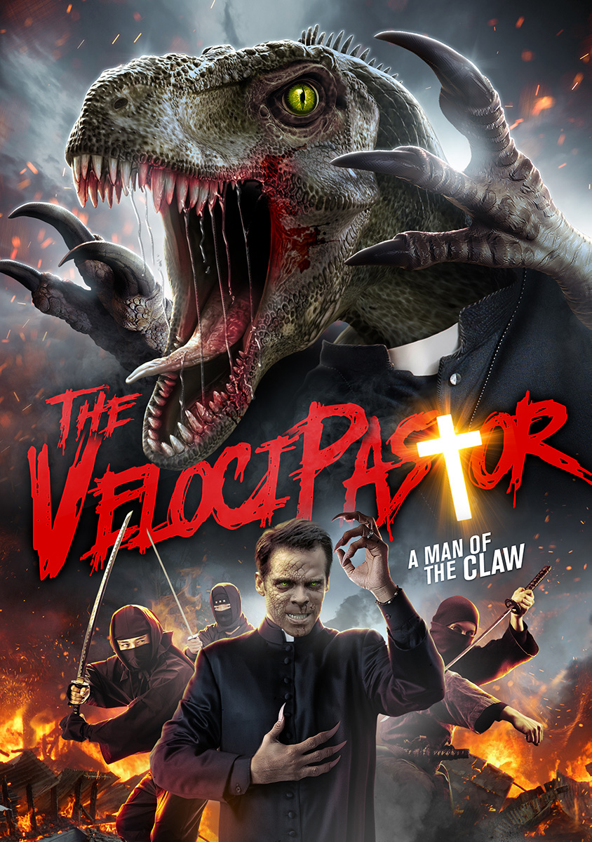 Poster for The VelociPastor