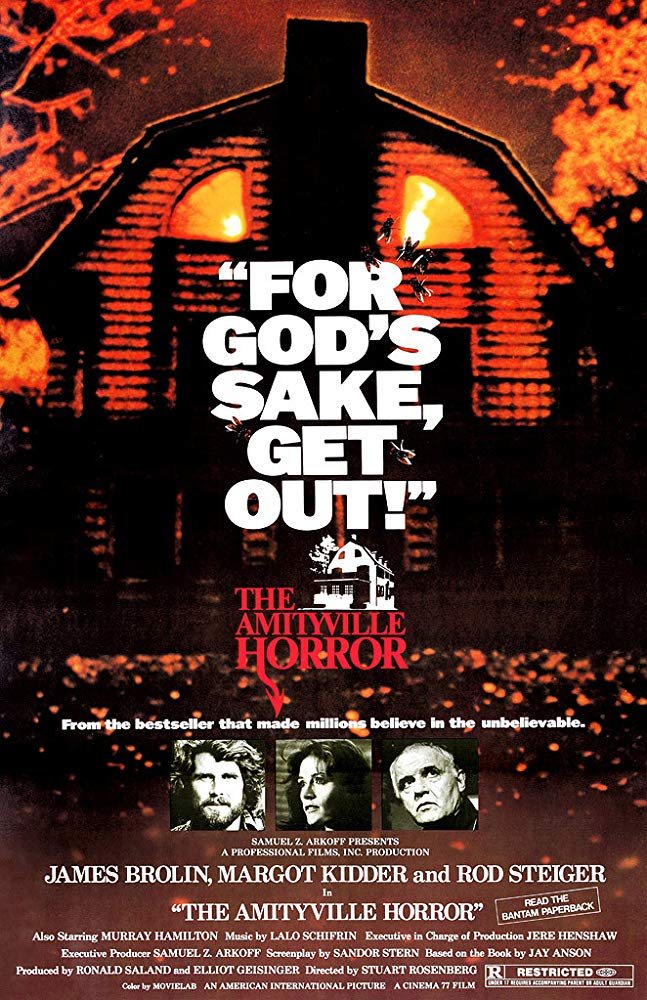 Poster for The Amityville Horror