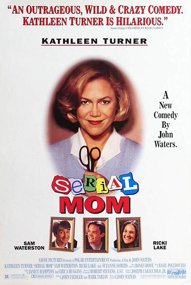 Poster for Serial Mom