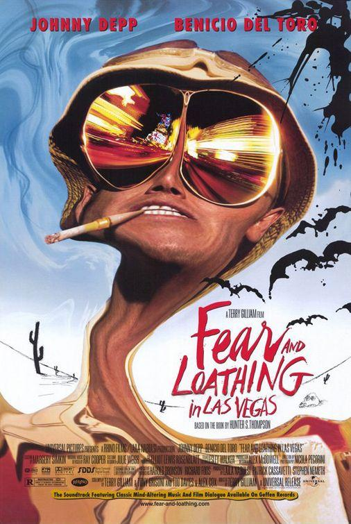 Poster for Fear and Loathing in Las Vegas