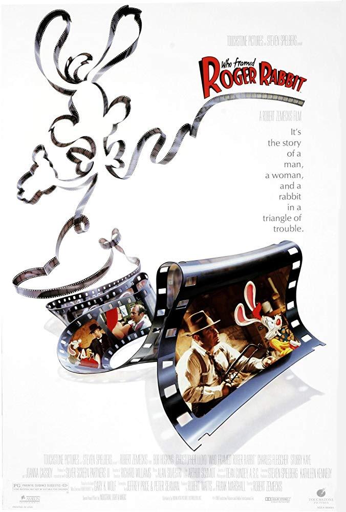 Poster for Who Framed Roger Rabbit