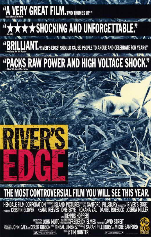 Poster for River's Edge