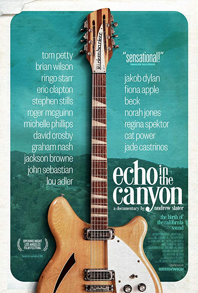 Poster for Echo in the Canyon