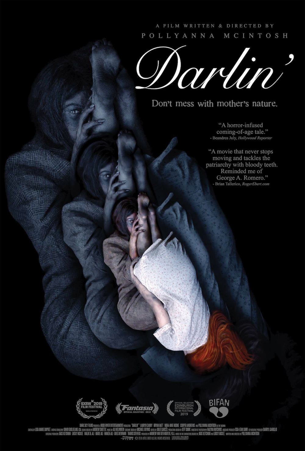 Poster for Darlin'