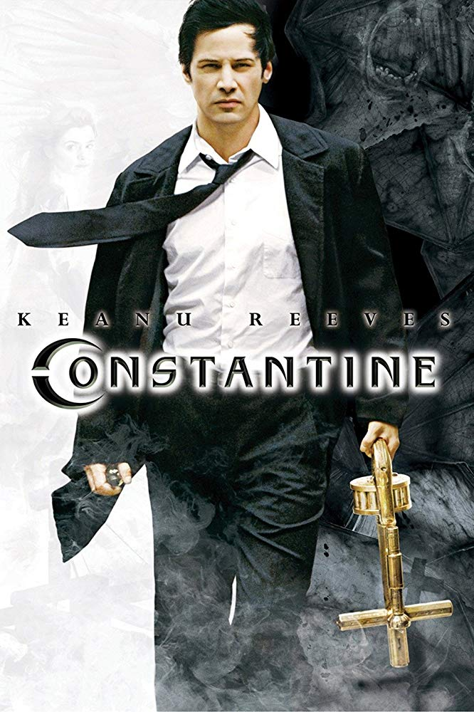 Poster for Constantine