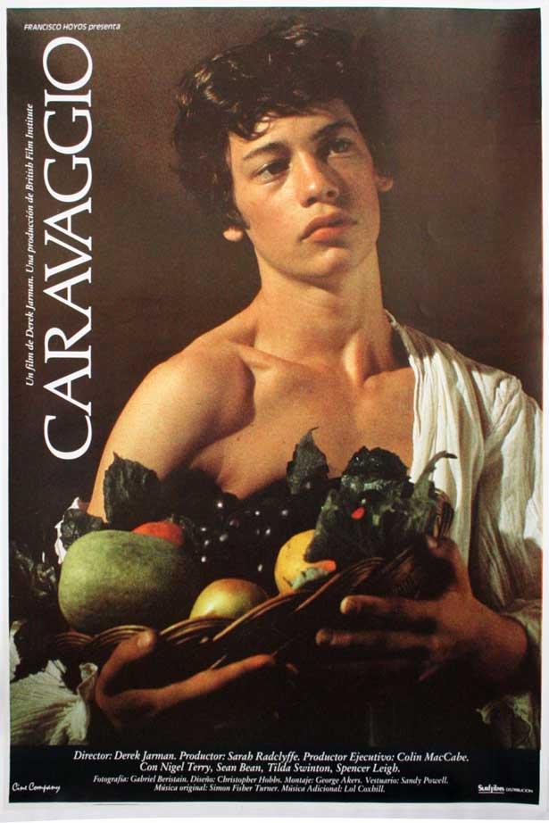 Poster for Caravaggio