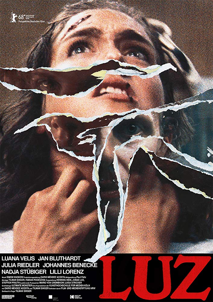 Poster for Luz