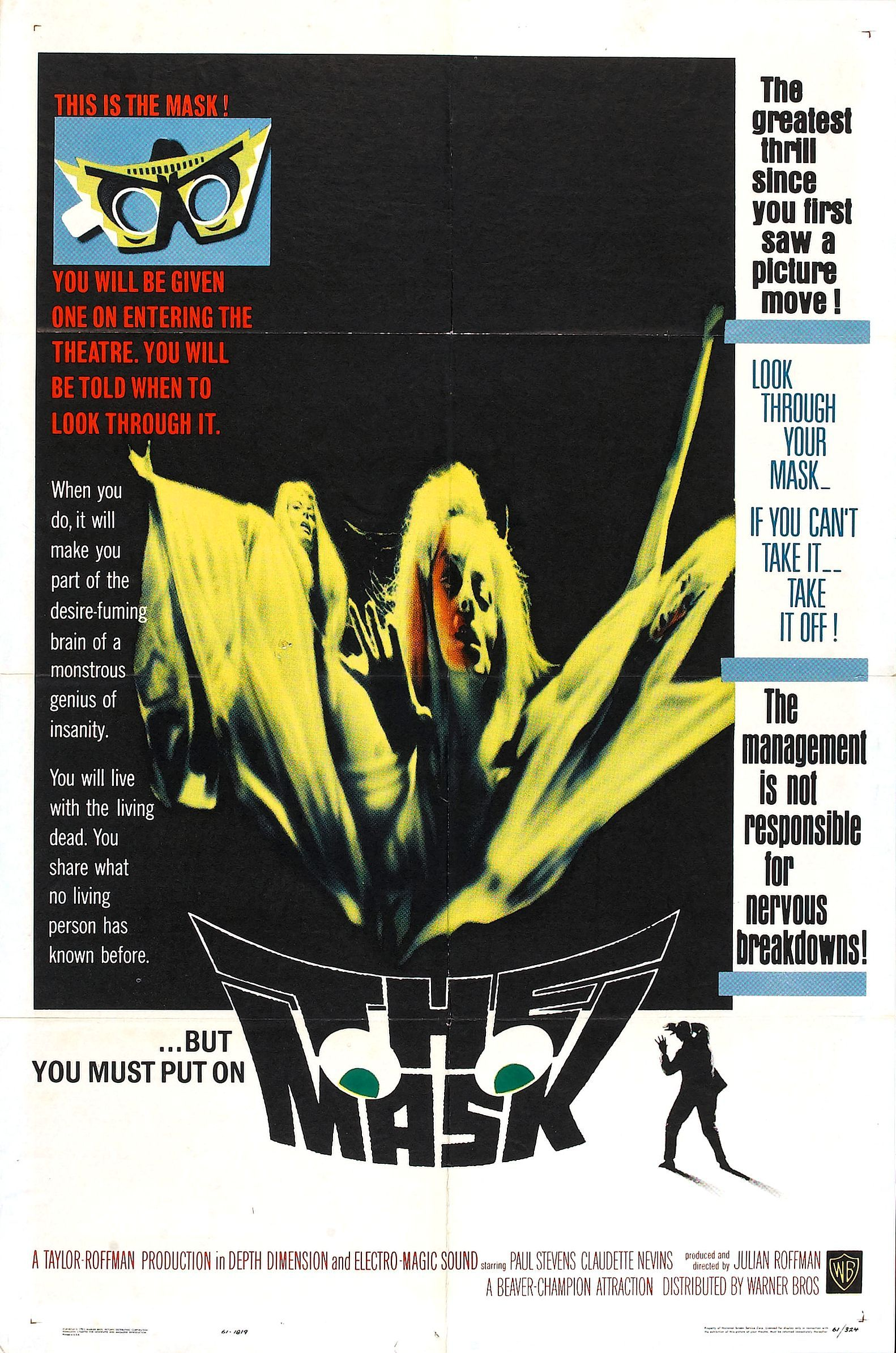 Poster for The Mask