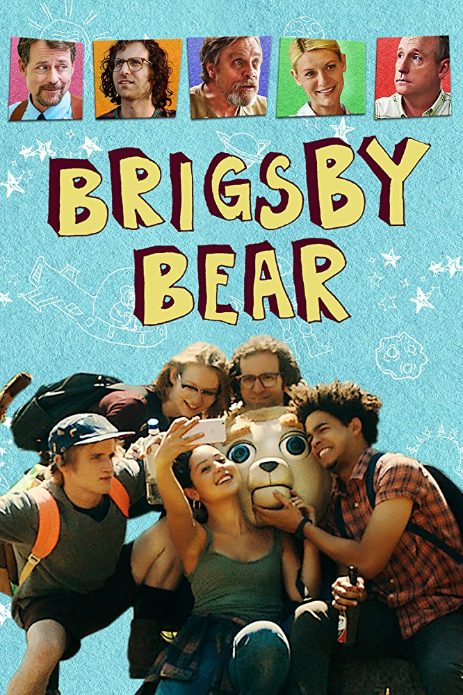 Poster for neurotica. w/ Brigsby Bear