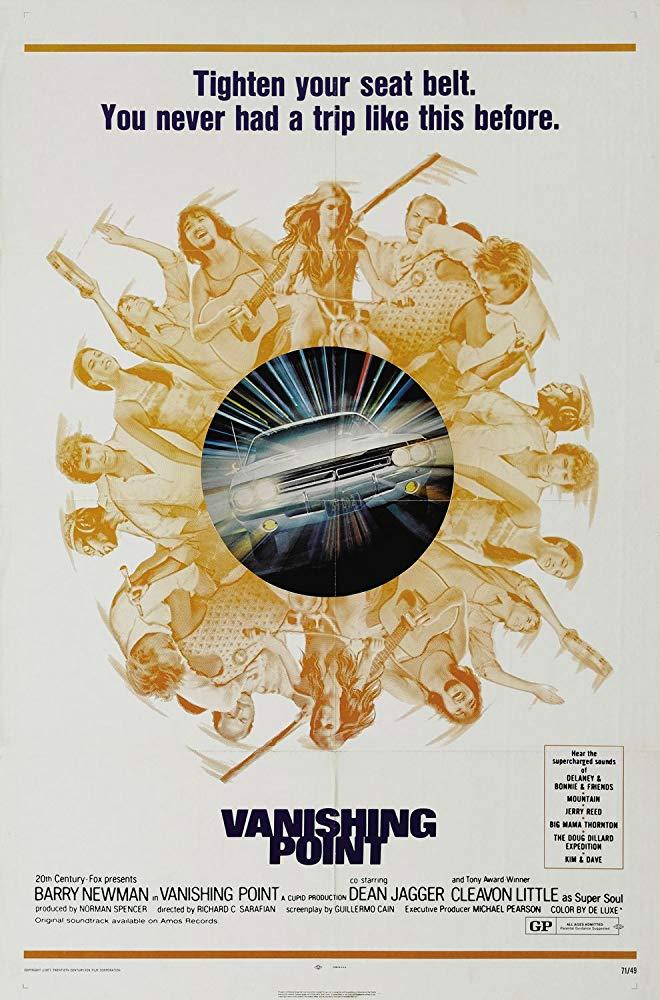 Poster for Vanishing Point