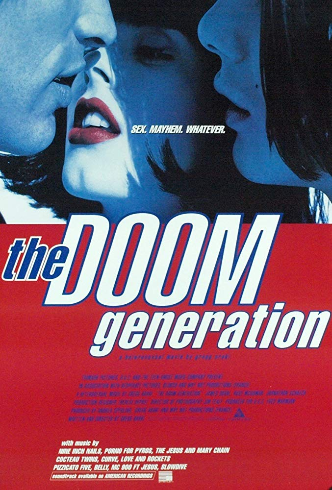 Poster for The Doom Generation