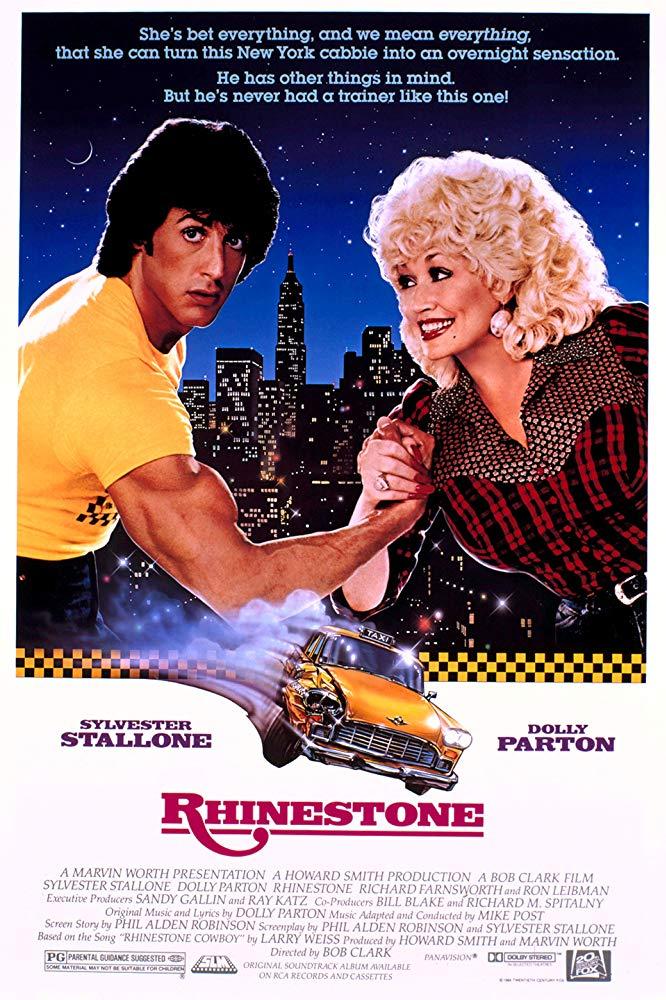 Poster for Rhinestone