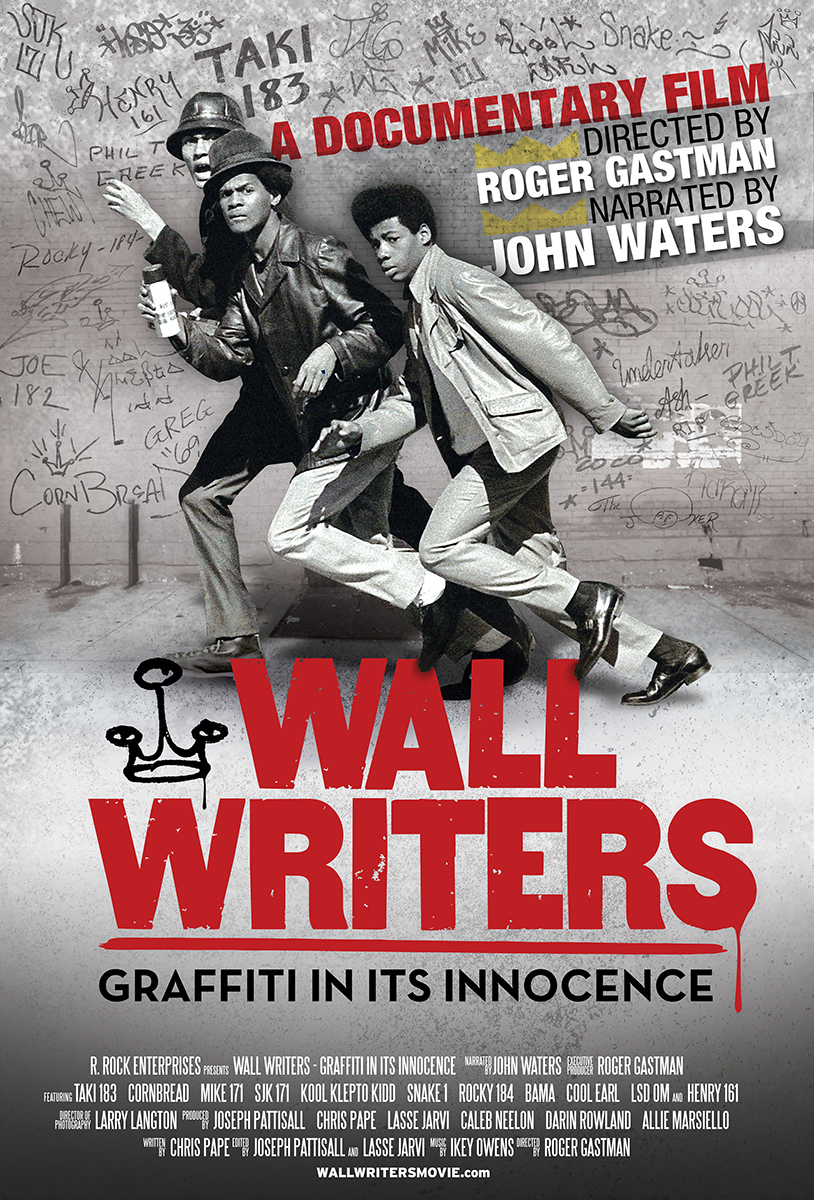 Poster for Wall Writers