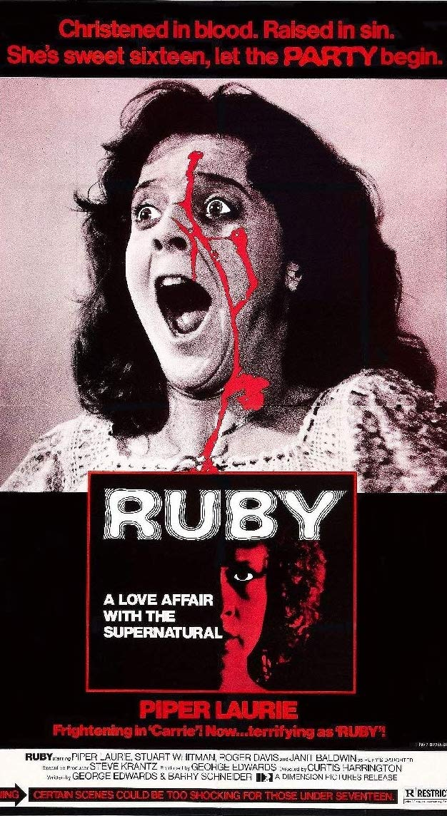 Poster for Ruby with Don's Place (Discussion with Erik Piepenburg & Jourdain Searles)